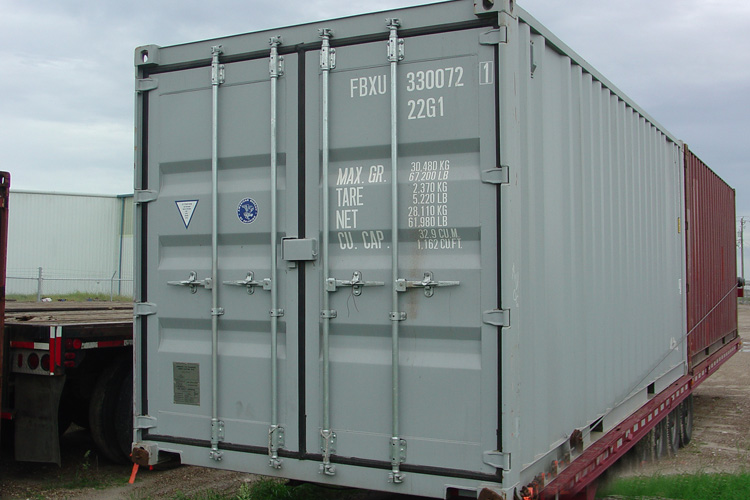 High Security Storage Units
